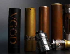 Mechanical Mod info