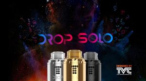 Digiflavor Drop Solo RDA preview
