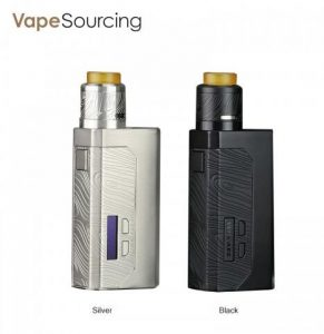 LUXOTIC MF Box Squonk Kit in stock