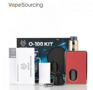 Snowwolf O 100 Squonk kit in stock