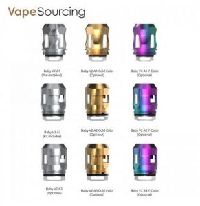 Baby V2 Replacement Coil review