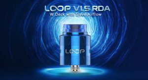 Geek Vape Loop V1.5 RDA review