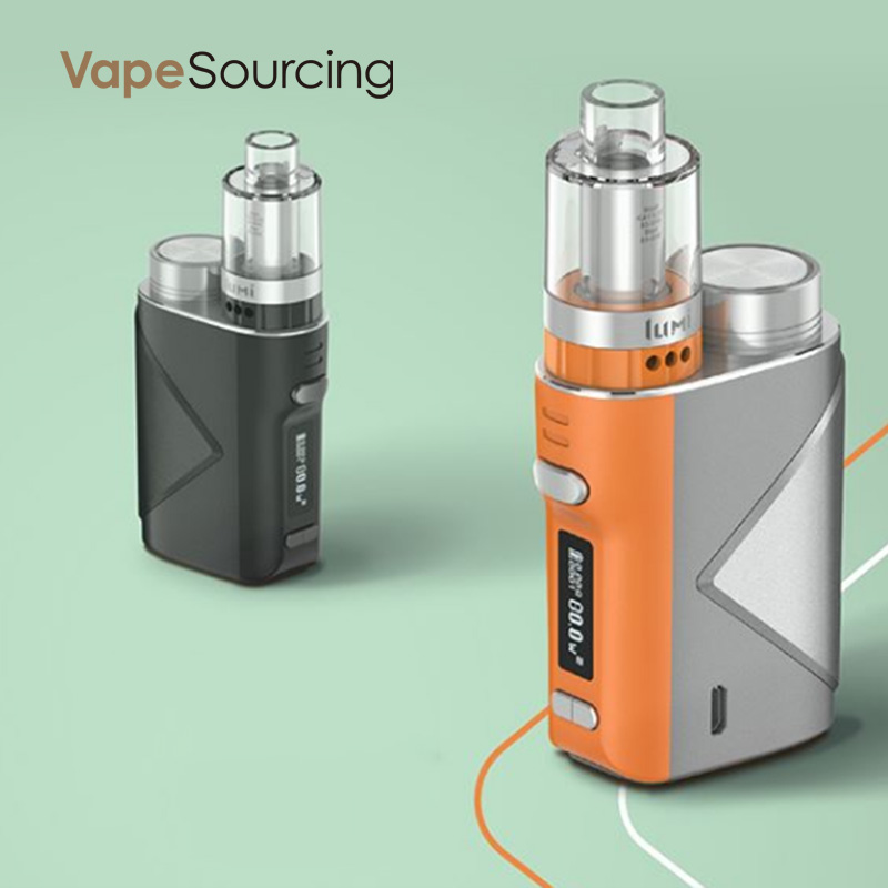 Geekvape LUCID Kit 80W – with ergonomic and business design