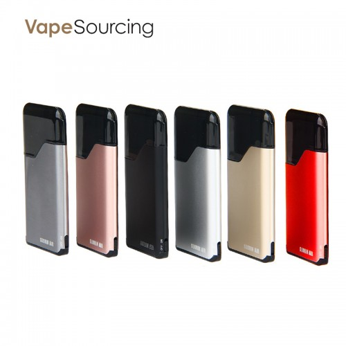 Suorin Drop Kit + mr salt e cannoli e-juice – Die Marke Suorin macht den Meister?